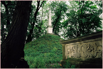 Nowa Huta - Cmentarz Kalwiński