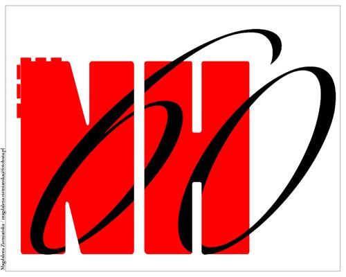 Logo Jubileusz 60 lecia Nowej Huty